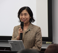 Atsuko Okajima, Director General, Gender Equality Bureau, Cabinet Office, Government of Japan